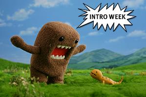 Intro Week!