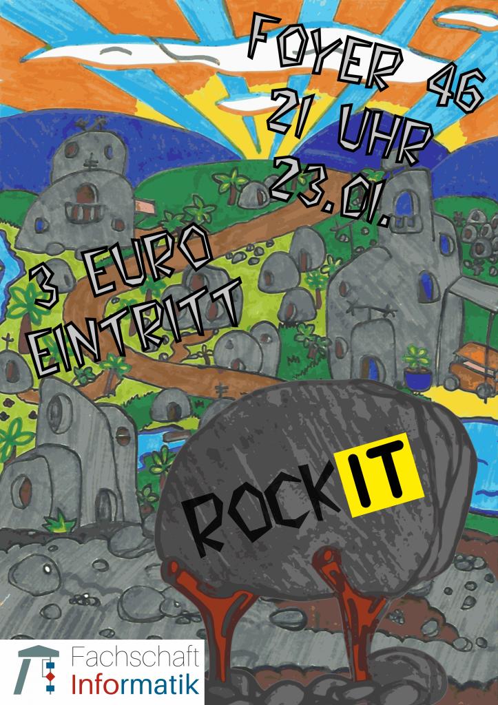 RockIT_Plakat